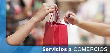 Servicios FCCA a Comercios